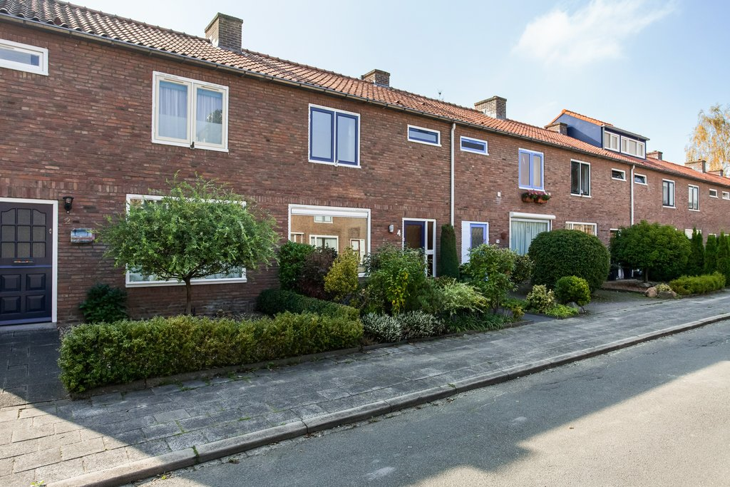 Putterstraat 4 in Liendert / Rustenburg, Amersfoort